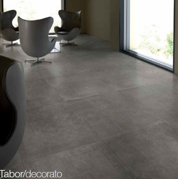 Basic Tabor Decorado rett. 80×80
